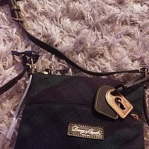 Ladies never worn before crossbody Dooney&Burke